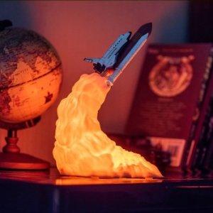 מנורת מעבורת חלל מאלי אקספרס