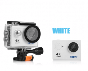 מצלמת אקסטרים Eken H9 Ultra HD 4K Action Camera