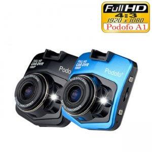 Podofo A1 Mini Full HD מצלמת רכב מומלצת